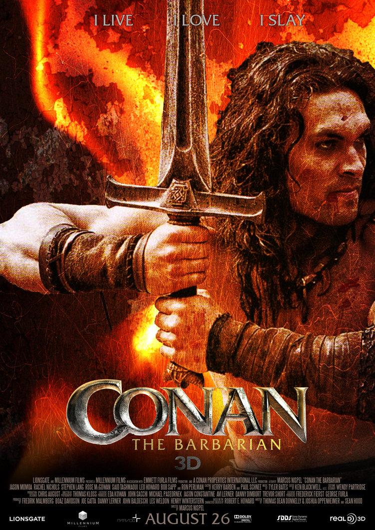 Conan 2011 Awesome tmatnb: conan (2011) – hooray for movies!!