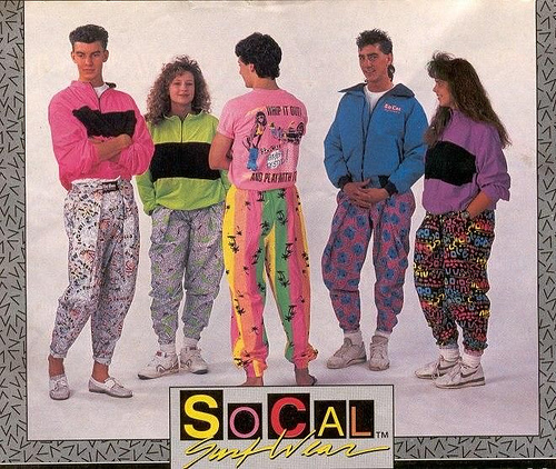 Terrible 90s Fashion