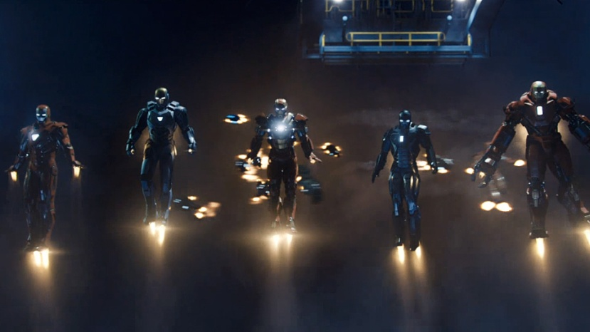 Iron man 3 multiple