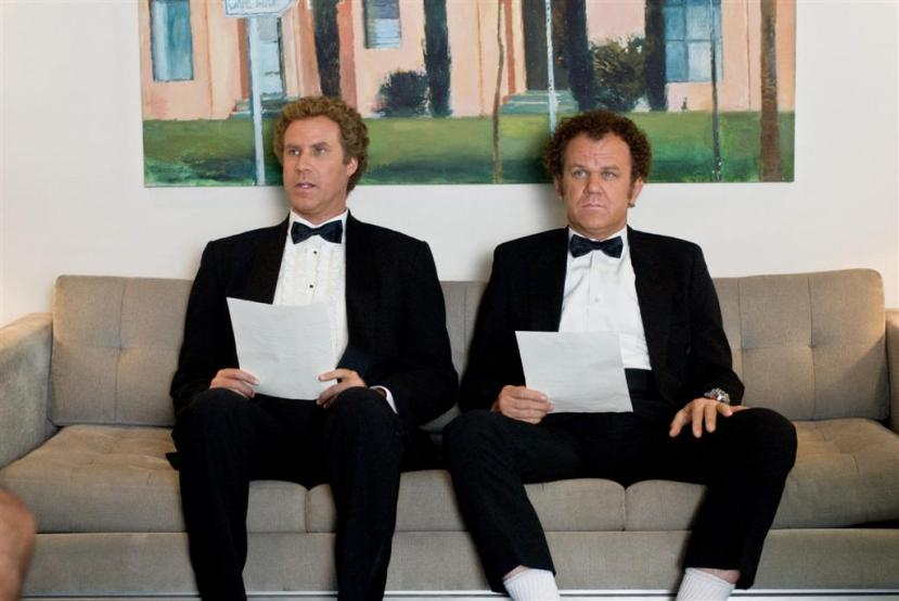 John C Reilly Step Brothers