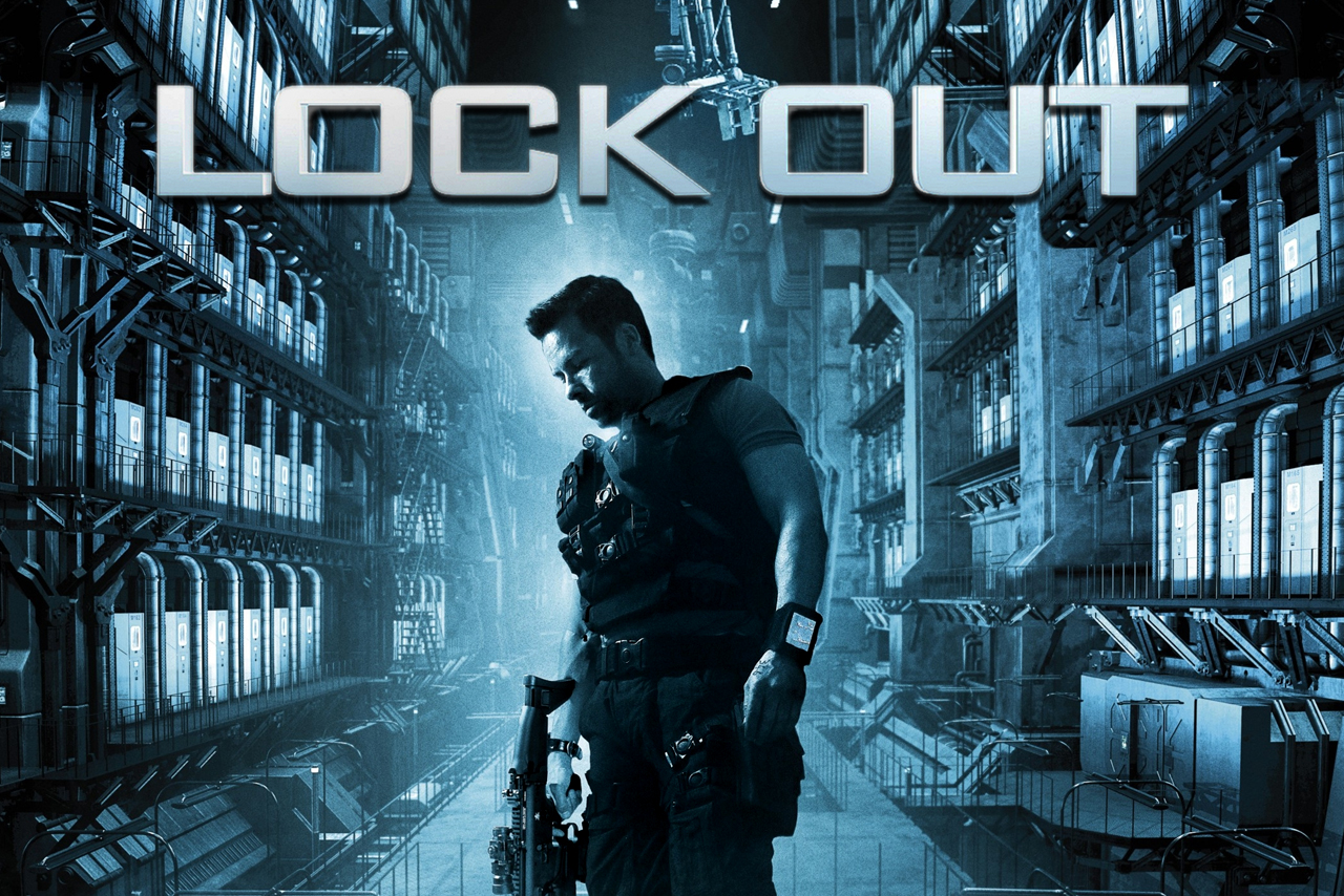 Lockout (2012) – Escape From Space – Hooray For Movies!!