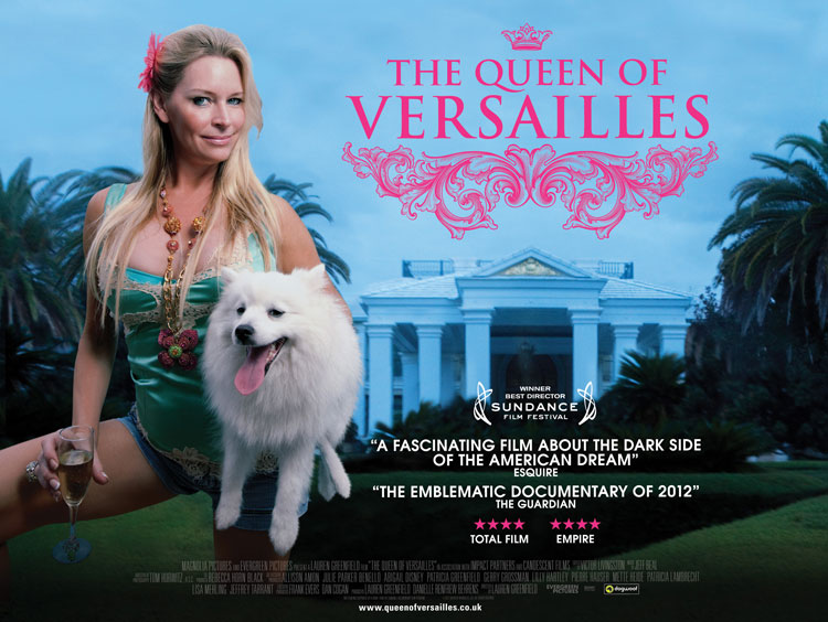 The queen of versailles 2012 the house built on for Queen of versailles