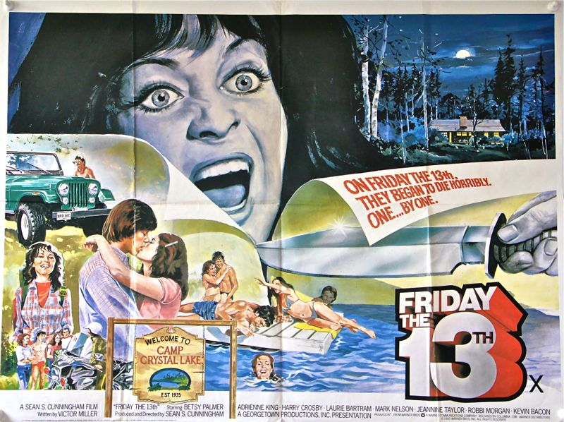 Friday the 13th Quad