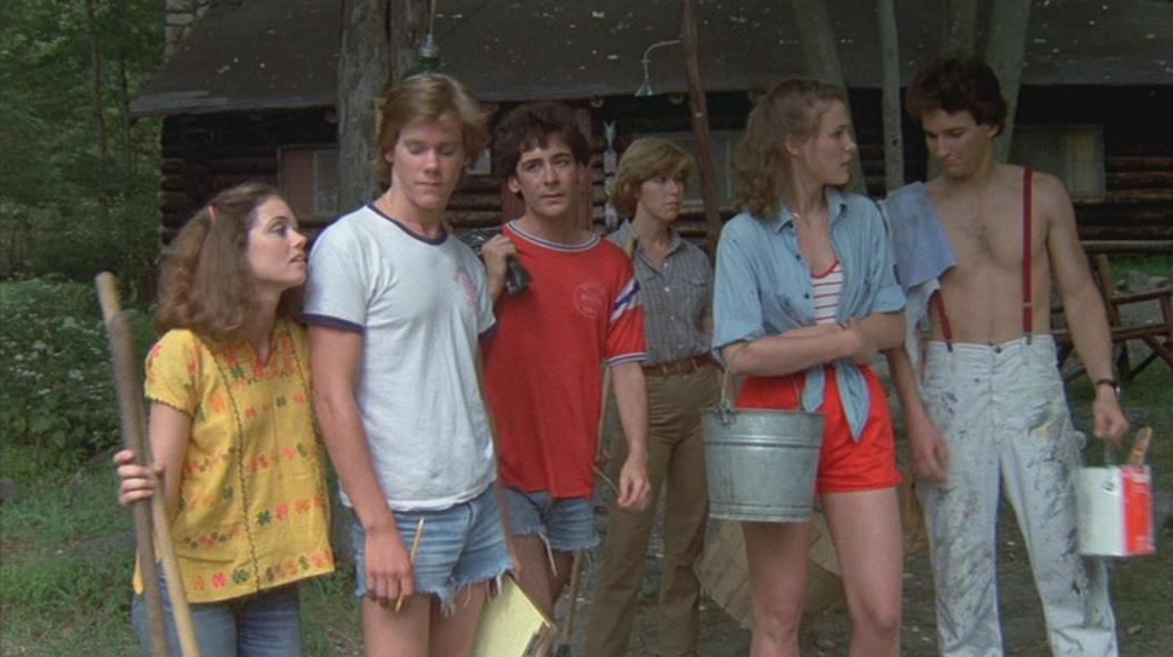 friday the 13th 2 cast