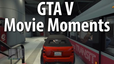 GTAV movie moments