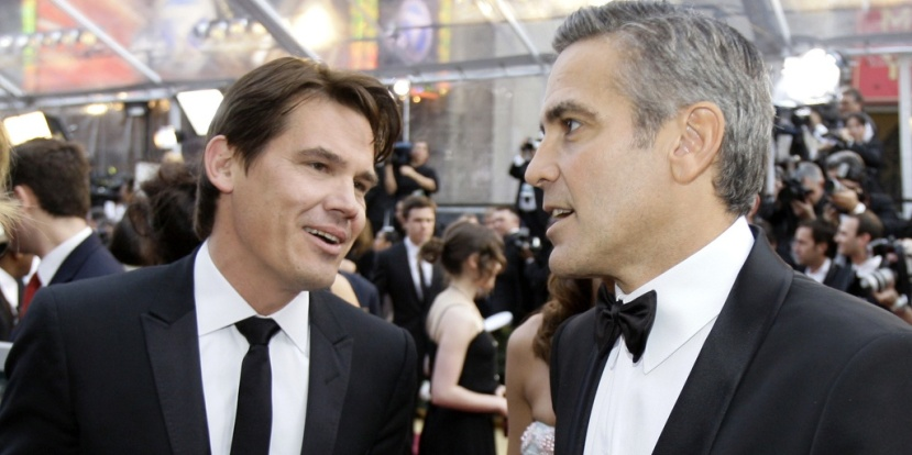 Brolin and Clooney