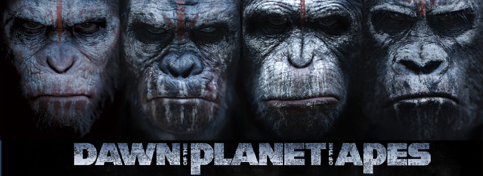 Apes Movies Series Planet of The Apes Movies